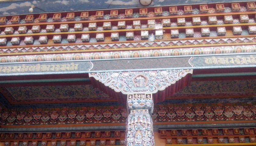 Wycieczka z Anką na rozpoznanie buddyjskich tradycji w Pokharze