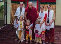 His Holiness Karmapa Urgyen Trinley Dorje