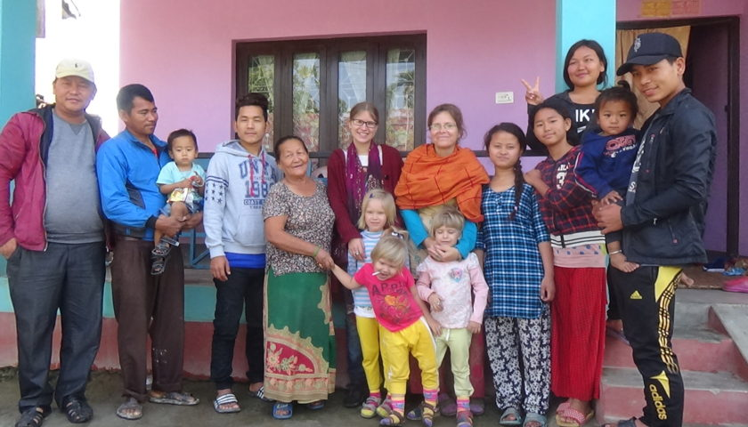 Kiranti, korzenie Nepalu