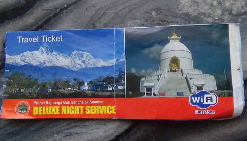 Z Dharan do Pokhary
