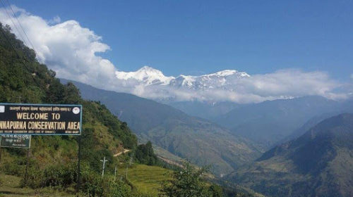 Jesienny bieg w stronę Annapurny