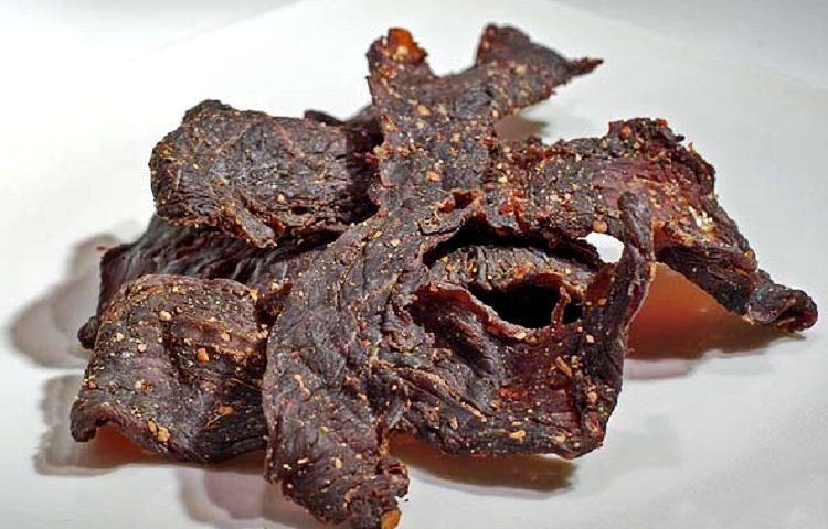 Sukuti czyli mięso suszone po nepalsku