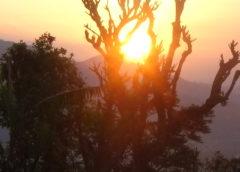 Wschód słońca Methlang