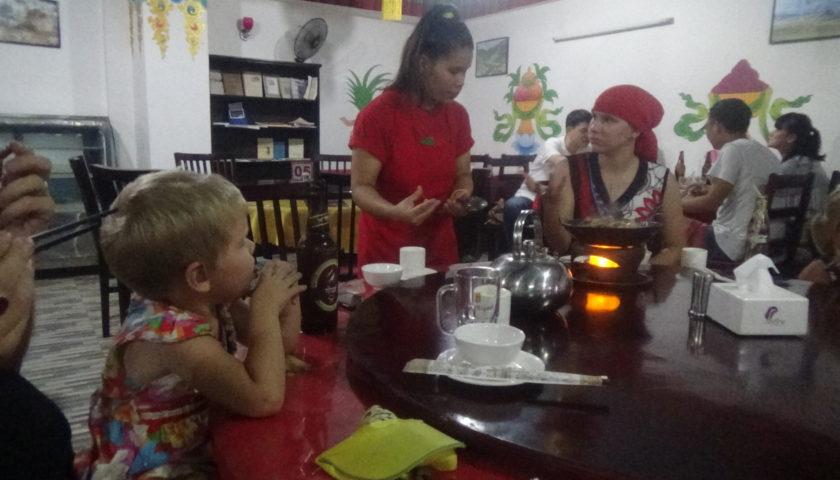 Kathmandu: kuchnia chińska