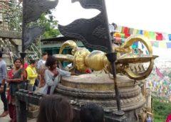 SwayambunathStupa VII.2016