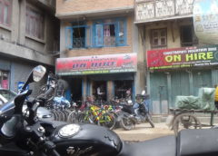 Kathmandu jednoślady do wynajęcia