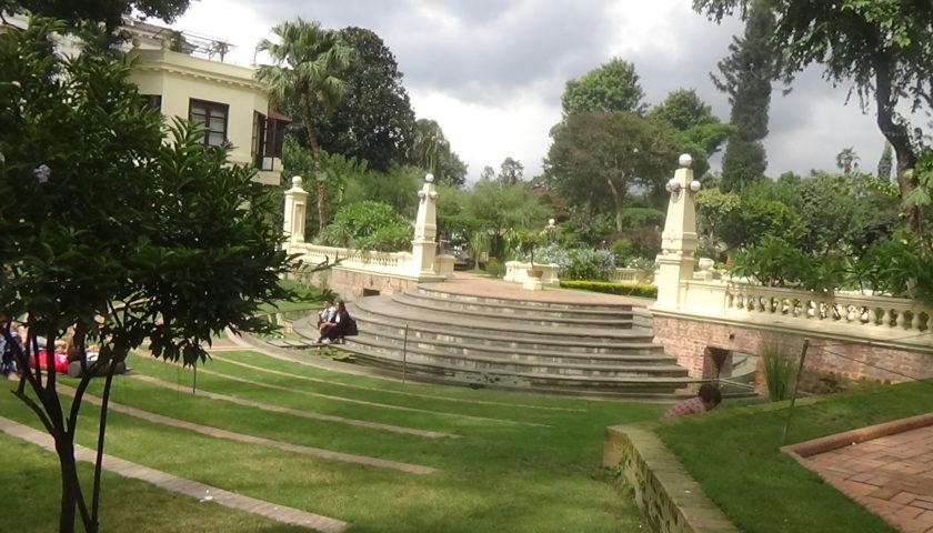 Kathmandu: Garden of Dreams