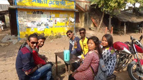 Indie II: podróż przez prawie wszystkie stany