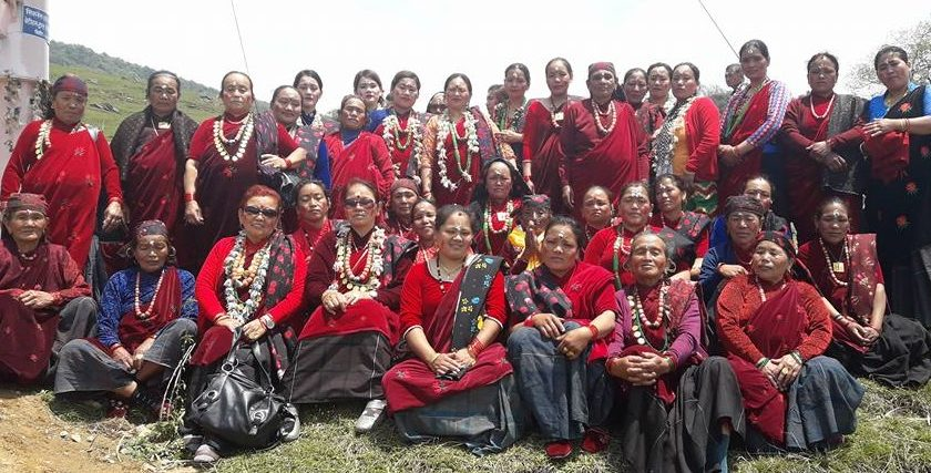 Nepal: portrety kobiet