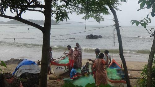 Goa: niedziela w Patnem