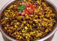 curry z kiełkowanej fasolki matki