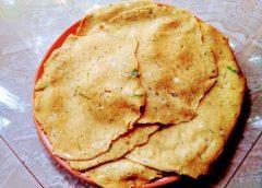 Masoor Dal Paratha czyli indyjskie placki z soczewicą