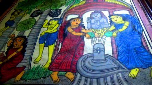 Nepalska dusza: kult Shivalinga