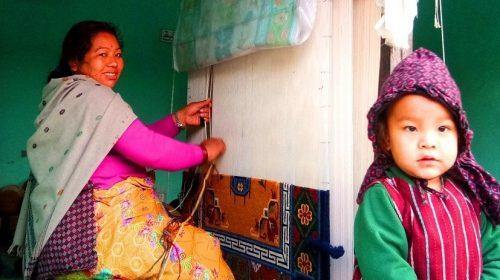 Boudha i Budhanilkantha: osiedla Tamangów