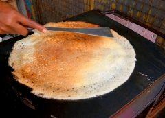 Masala dosa czyli Śniadanie po tamilsku