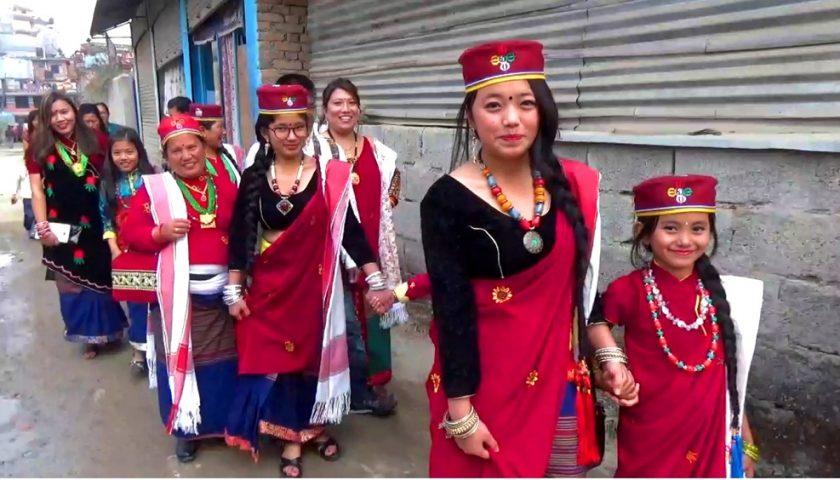 Sonam Losar: Tybetański Nowy Rok w Baudha, Kathmandu