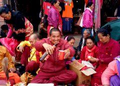 Teemal Jatra - wielki festiwal buddyjski