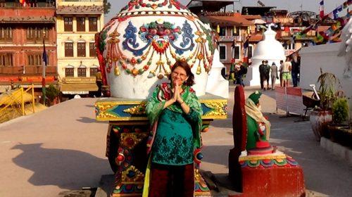 Znaczenie stupy Bouddhanath