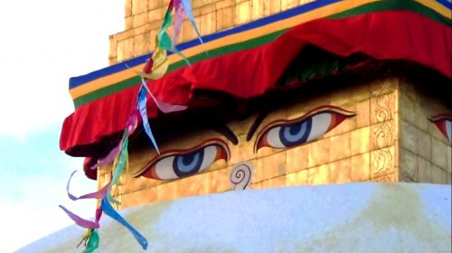 Stupa Bauddhanath, Kathmandu: historia i legenda