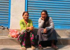 Nepalska dusza zarys drugi