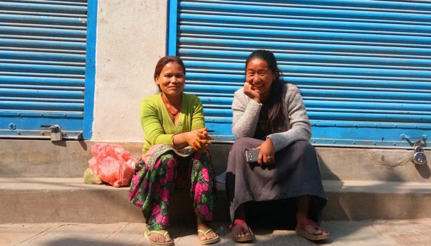 Nepalska dusza: zarys drugi