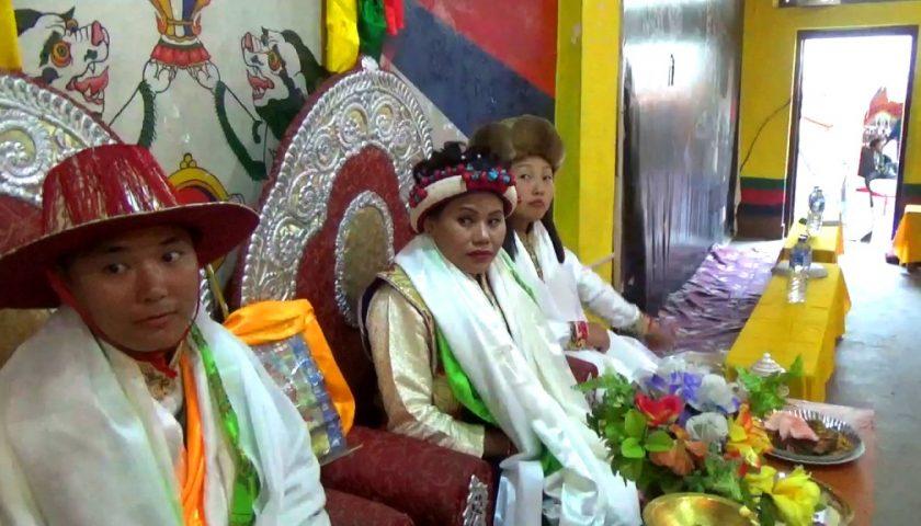 Tybetańskie wesele