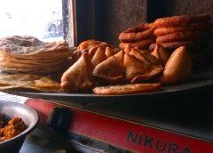 Nepali breakfast