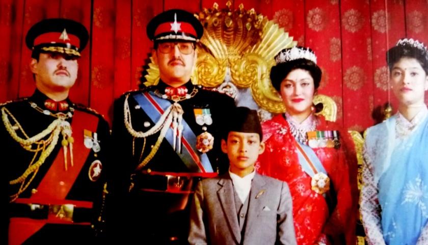 Ostatni król dynastii Shahów