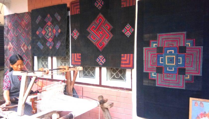 Boudanath: rękodzieło tybetańskie