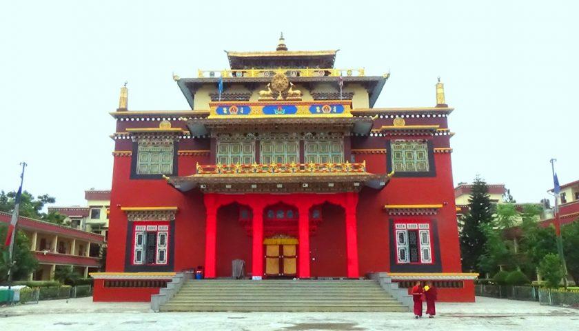 Kathmandu: tradycja buddyjska Shechen