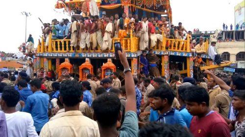 Puri: Rath Yatra – największy festiwal w tym roku
