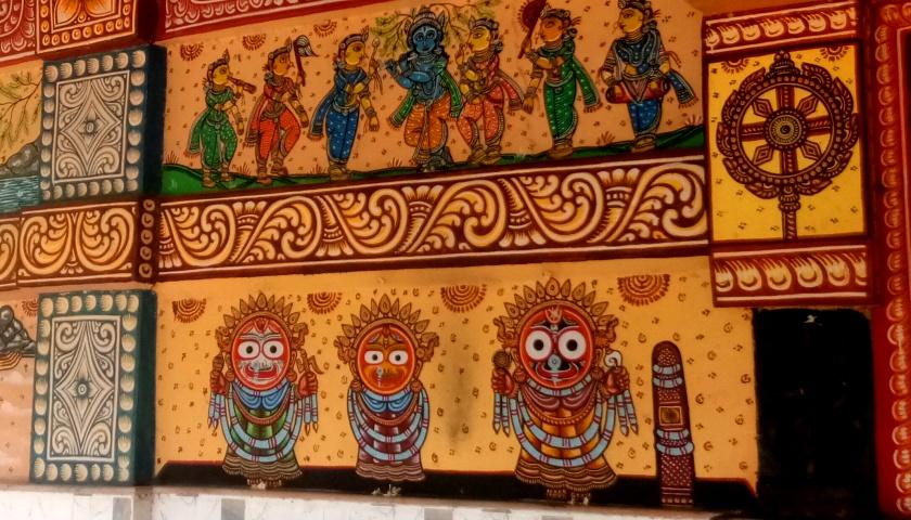 Szkice z Orissy: Puri