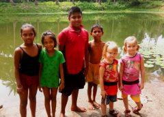 Odisha - wypad na wieś
