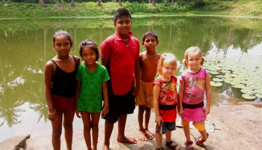 Orissa: wypad na wieś