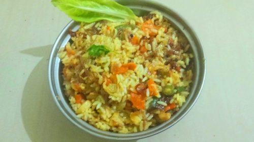 Biryani czyli aromatyczny ryż