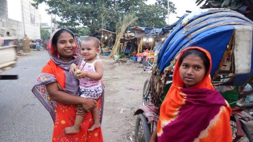 Bangladesz: kobieta w kulturze islamu