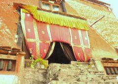ghar gumba - tenji festival