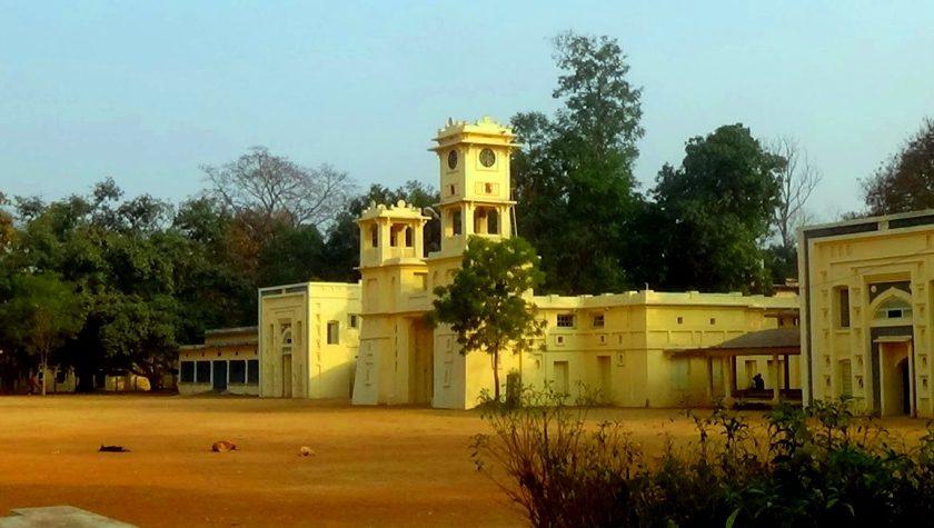 Bengal Zachodni, India: Visva Bharati Univeristy