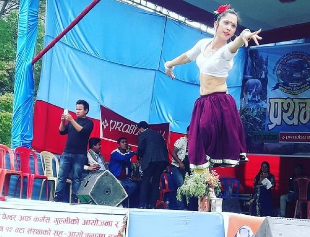 Sita Subedi: jednonoga tancerka