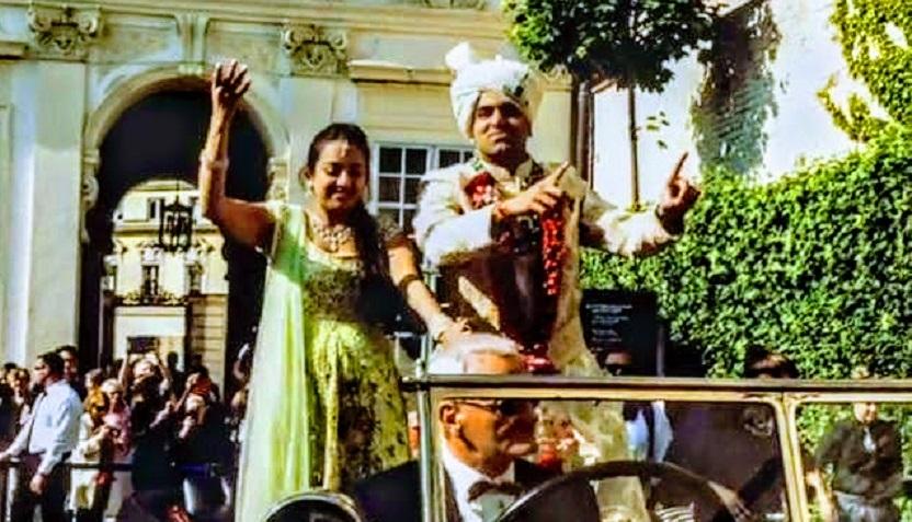 Budżet  luksusowych wesel w Indiach