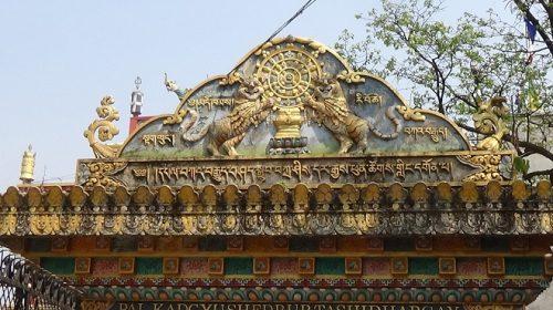 Kathmandu: klasztory buddyjskie wokół Bouddanath