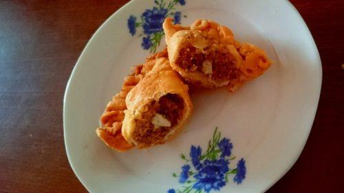 Karanji: indyjskie słodkie pierożki