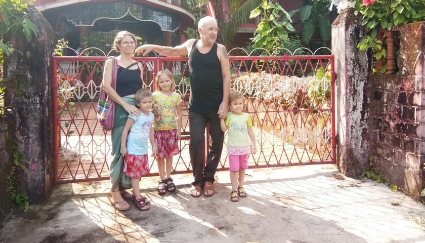 О нас — семья путешественников