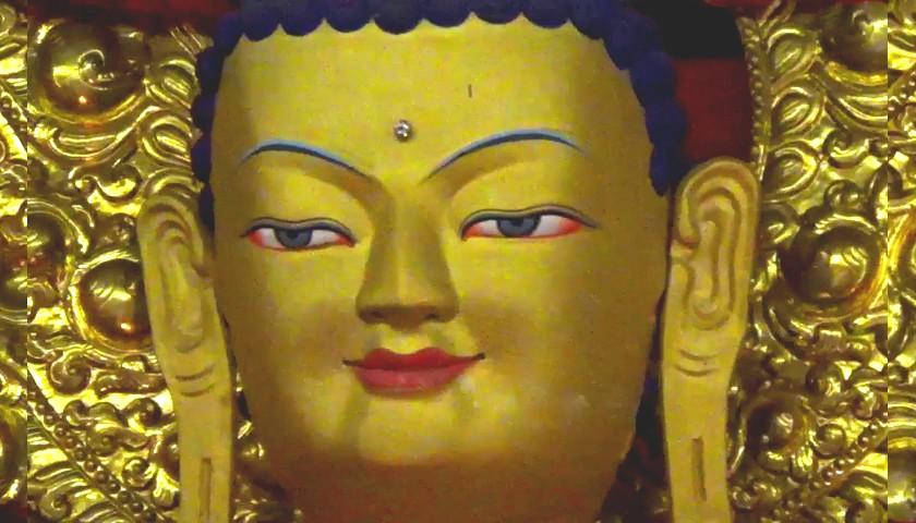 Копан монастырь в Катманду