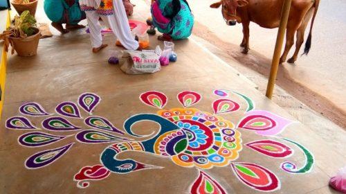 Понгал — зимний фестиваль урожая