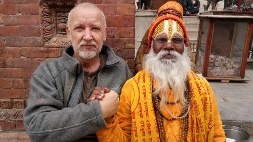 Розы  —  Донбасс  и жизнь в Непале