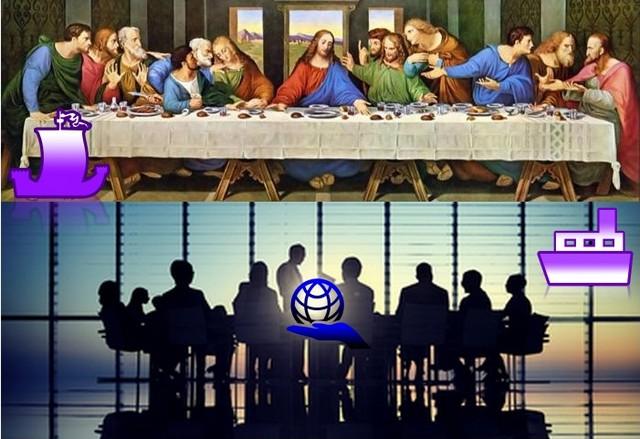 Религия, мать политики
