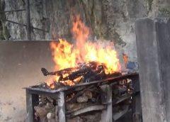 Кремация в Покхаре