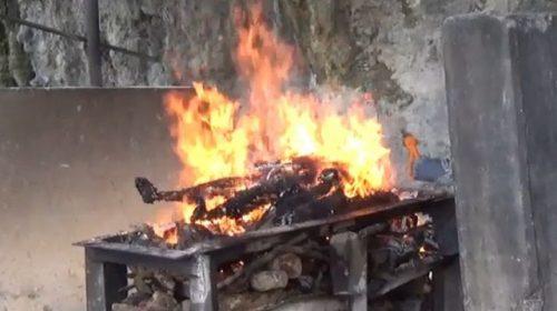 Кремация в Индии и Непале