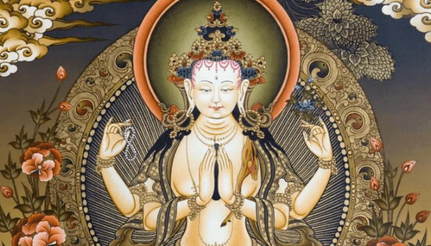 Какова в Тантре роль образов будд, идамов и тд?